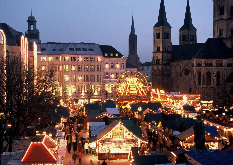 Kerstmarktcruise Bonn Keulen En Dusseldorf Feenstra Rijn Lijn